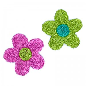 Wire Daisy Brooch Kit - Summer